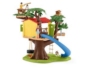Schleich Farm World 42408 »Abenteuer Baumhaus«, viele Spielfunktionen, ab 3 Jahren