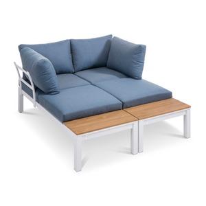 Lounge-Sofa Set Summerlounge 2-Sitzer Set
