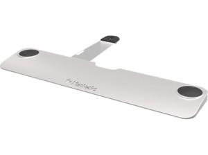 COMPULOCKS Tablet und Laptop Schloss Sicherheitskabel Silber
