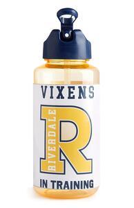 """Gelbe """"Riverdale Vixens"""" Wasserflasche"""