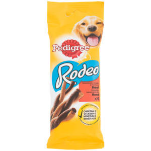 Pedigree Hunde-Kausticks Rodeo