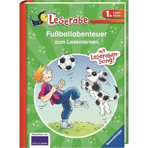 Ravensburger Leserabe: Fußballabenteuer zum Lesenlernen