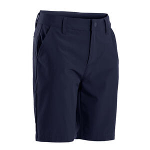 Golf Bermuda Shorts Kinder marineblau
