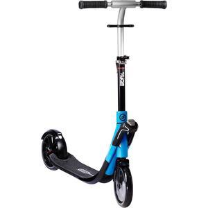 City-Roller Scooter Town 7 Easyfold Erwachsene blau