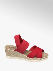 Easy Street Keil Sandalette