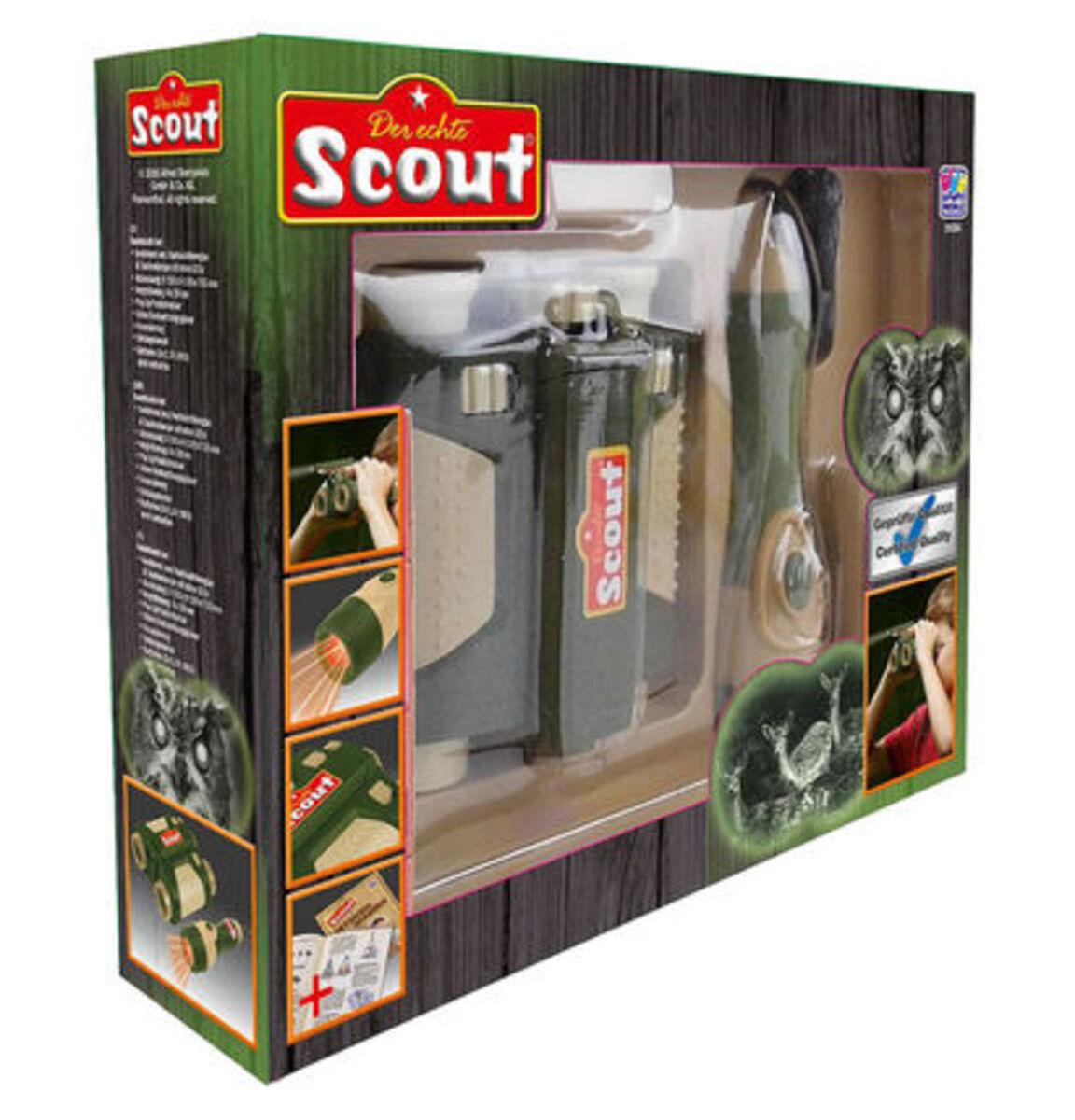 Bild 3 von Happy People Scout Abenteuer-Set mit Nachtsichtgerät & Taschenlampe