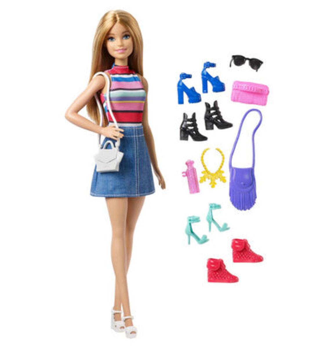 Bild 1 von Mattel Puppe mit Accessoires