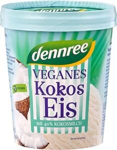 dennree Veganes Eis