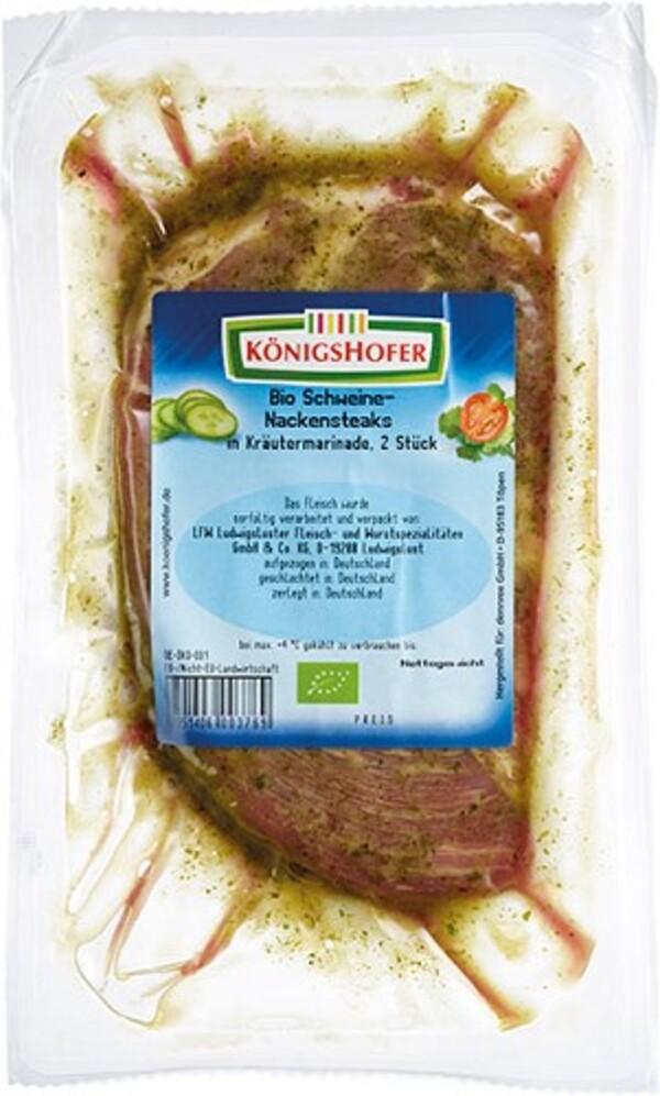 Königshofer Schweine-Nackensteaks