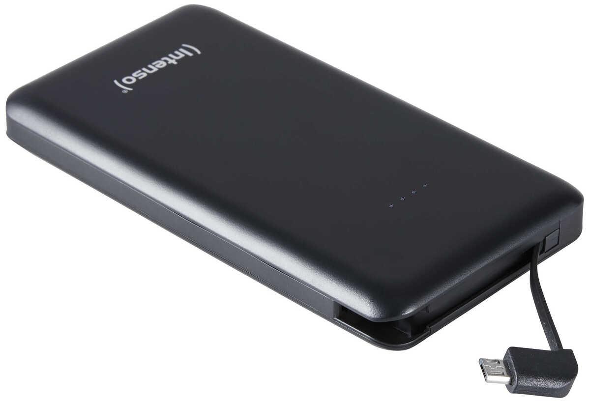 Bild 2 von INTENSO  Powerbank »SLIM S10000«