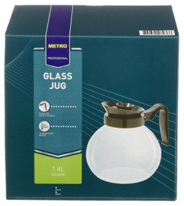METRO Professional GGJ2018 Ersatz - Glaskanne 1,8 l