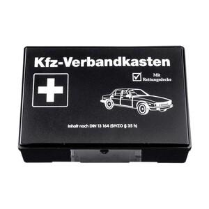 KFZ- Verbandkasten oder -Tasche Inhalt nach DIN 13164
