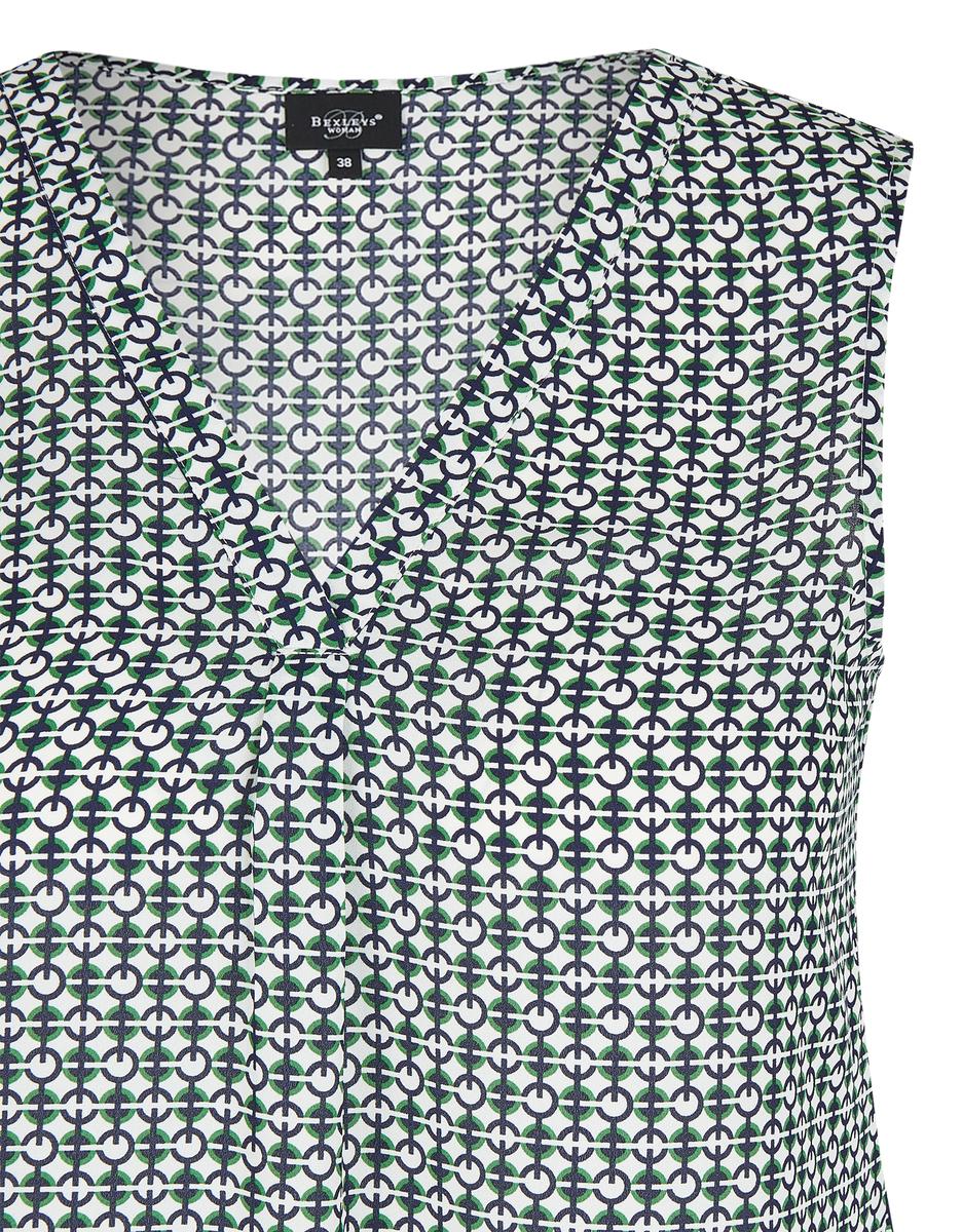 Bild 3 von Bexleys woman - Blusentop mit grafischem Muster
