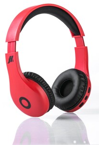 Music Hero Bluetooth Kopfhörer - Rot