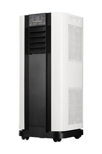 Provision Mobile Klimanalage MKA 950, Schwarz-Weiß