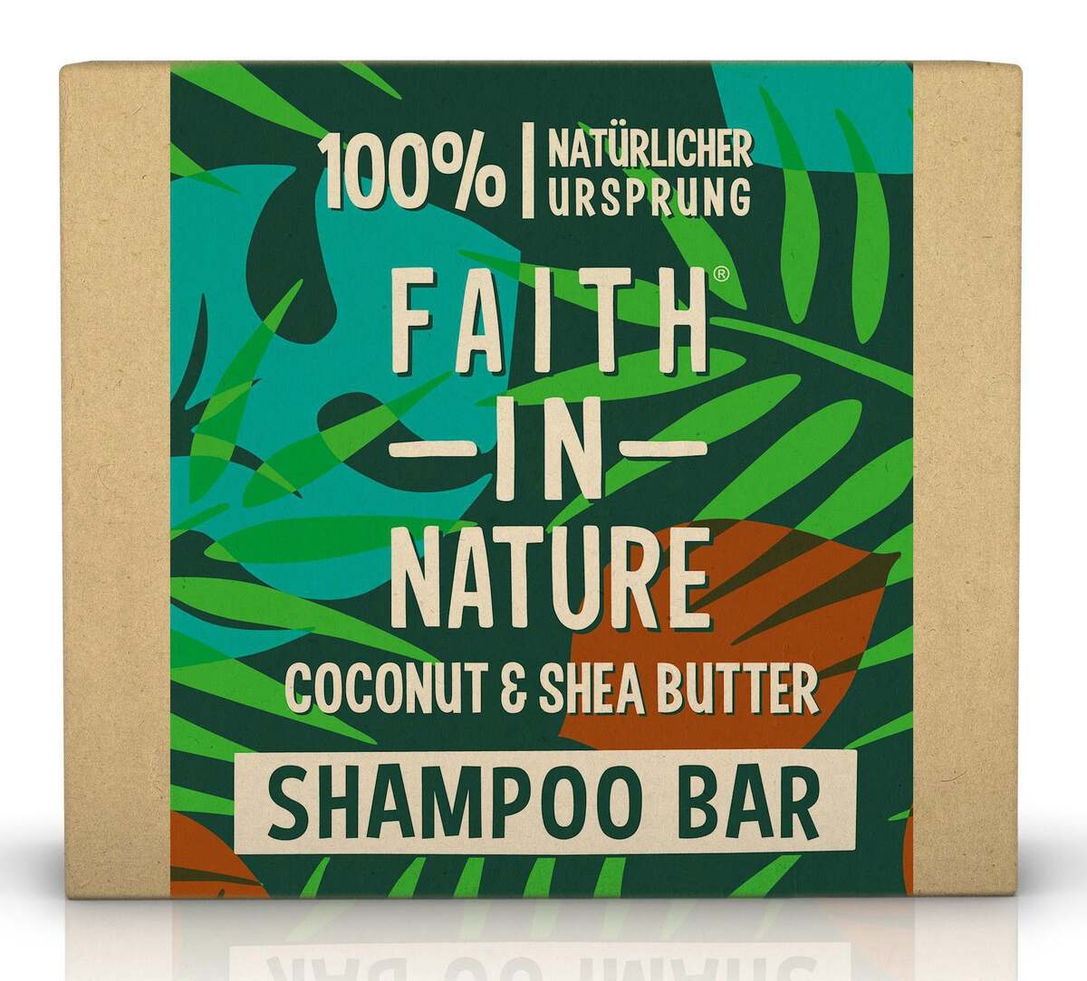 Bild 1 von Faith in Nature Shampoo Bar Coconut & Shea Butter
