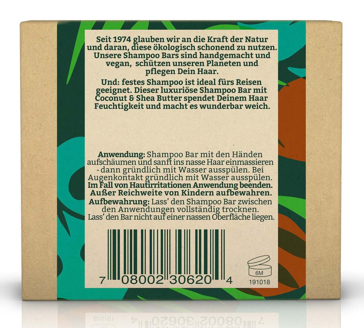 Bild 2 von Faith in Nature Shampoo Bar Coconut & Shea Butter