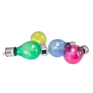 ProVida Glühbirne Solar in verschiedenen Farben