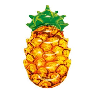 Bestway Luftmatratze 'Ananas' gelb 154 x 91 x 23 cm