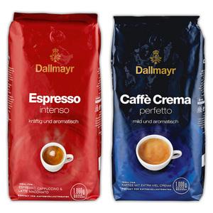 Dallmayr Caffè Crema Perfetto / Espresso Intenso