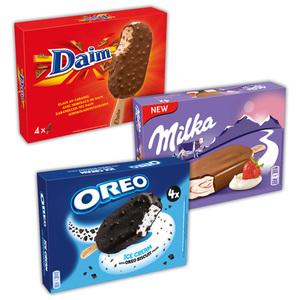 Milka/Daim/Oreo Eissticks