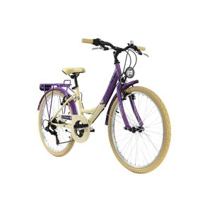 KS Cycling Kinderfahrrad 24'' Kahuna für Mädchen