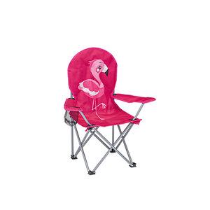 "Kinderfaltstuhl ""Flamingo"" 64x40x68 cm, mit Tragetasche"