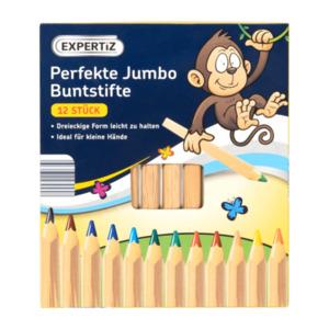 EXPERTIZ     Perfekte Jumbo Buntstifte