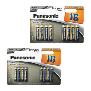 Panasonic® Batterien