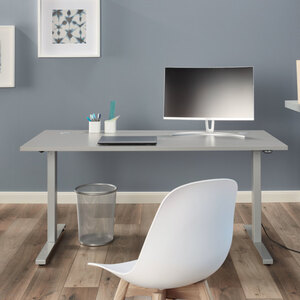 Elektrisch höhenverstellbarer Schreibtisch Onno