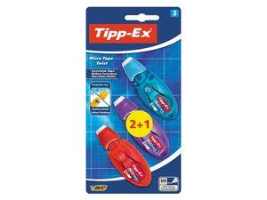 BIC Tipp-Ex Micro Tape Korrekturroller