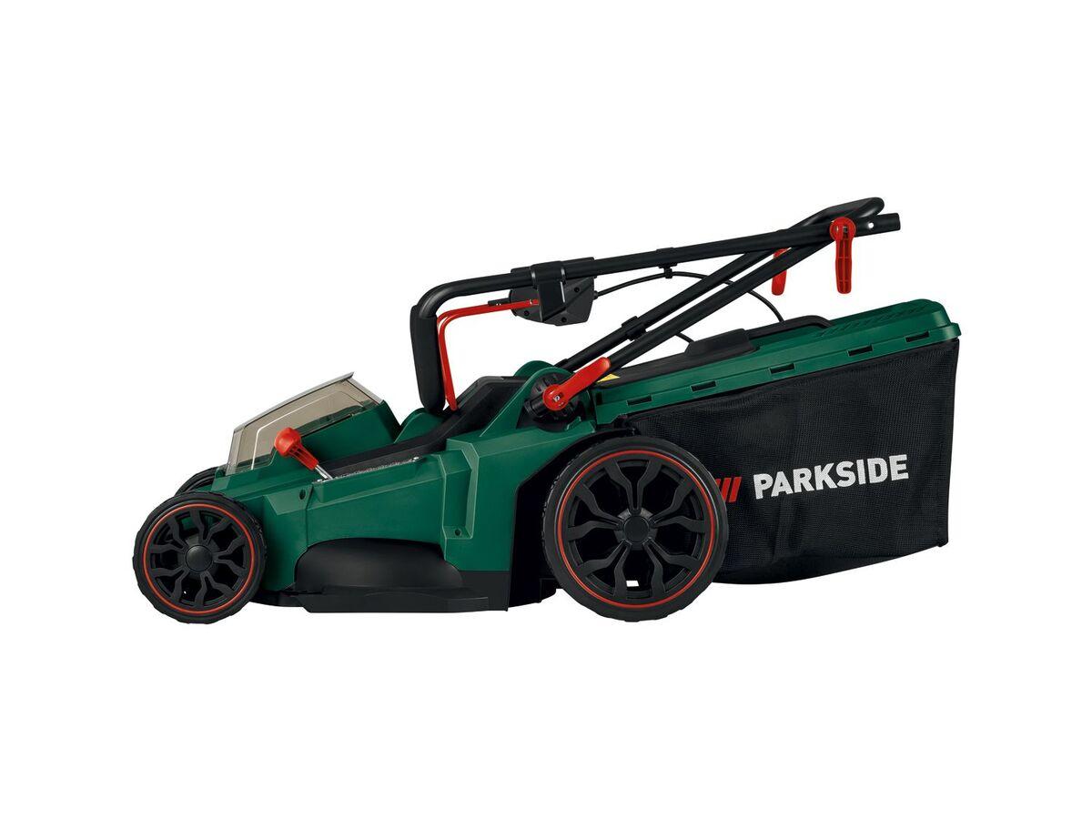 Bild 4 von PARKSIDE® Akku-Rasenmäher »PRMA 40-Li A2«, 7 Schnitteinstellungen, ohne Akku und Ladegerät
