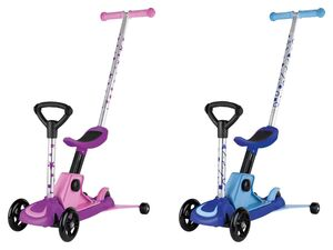 PLAYTIVE® JUNIOR 4-in-1-Scooter