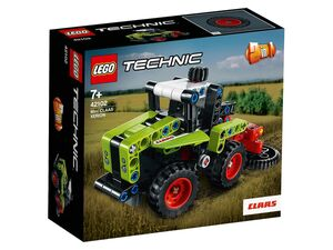 LEGO® Technic Mini Claas Xerion »42102«, 130 Teile, mit Lenkung, ab 7 Jahren