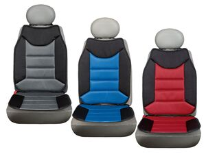 ULTIMATE SPEED® Auto Sitzaufleger, handwaschbar, lichtecht, farbbeständig, Universalschnitt