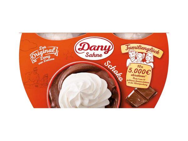 Danone Dany Sahne