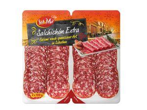 Salchichón Extra Scheiben