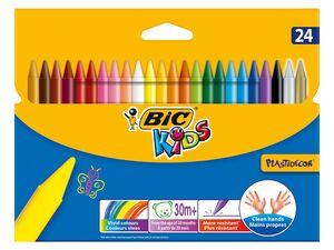 BIC Kids Plastidecor Malkreide