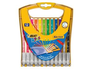 BIC Kids Kid Couleur Fasermaler
