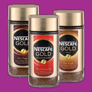Nescafé Gold Nescafe