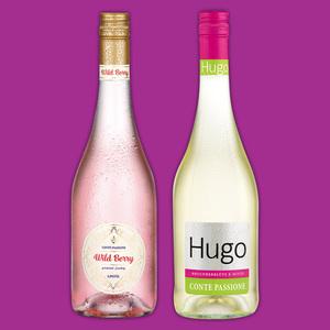 Conte Passione Hugo Original / Hugo Limone / Wild Berry