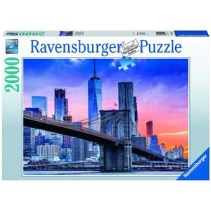 Ravensburger Von Brooklyn nach Manhatten 2000 Teile