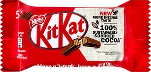 NESTLÉ  KitKat oder Lion