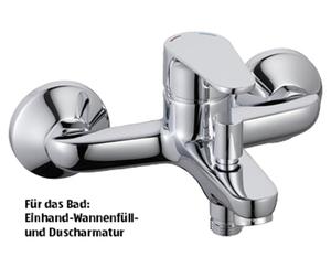 EASY HOME®  Bad- oder Küchenarmatur