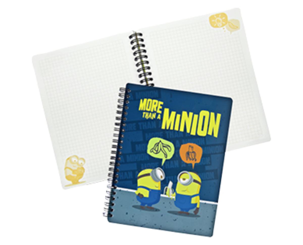 Bild 1 von Minions Schreibwaren