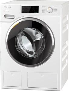 WWG 660 WPS Stand-Waschmaschine-Frontlader lotosweiß / A+++