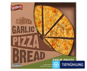 San Marco™ Knoblauch Pizzabrot