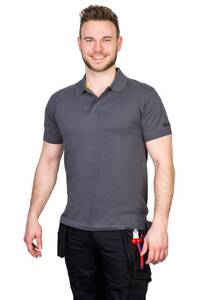 Poloshirt, Farbe dunkelgrau Caterpillar