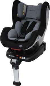 Auto-Kindersitz FOX,  Black Melange, 2018 schwarz/grau Gr. 0-18 kg
