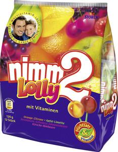 nimm2 Lolly 120 g